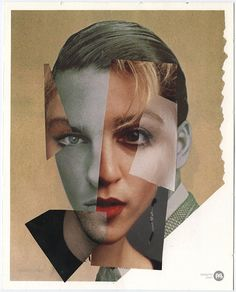 New Art Photography Collage Faces Ideas Face Collage, Collage Portrait, Collage Art, Flower Collage, Photomontage, Collages, Picasso Cubism, Photography Collage, Portrait Photography