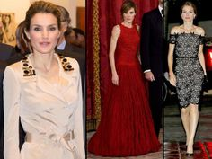 Move over, Kate! There's a new style queen (quite literally) on the scene... - New style queen: Letizia of Spain - MSN Her UK
