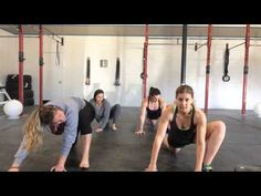 WOD Recovery Yoga for 15.1 hosted by CrossFit Marin