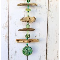 Driftwood Wind Chime » Dragonfly Designs