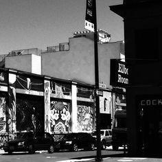 #elboroom #sanfrancisco #graffiti