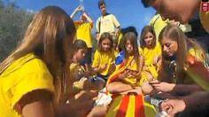 TV3 utiliza a niños para fomentar la #independencia: 'España tendrá que rendirse'