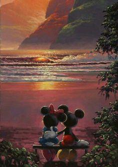 Minnie e Mikey Moisés!  #AmorDeDesenho