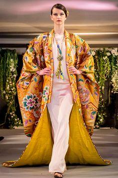 YUMI KATSURA PARIS COUTURE COLLECTION SS 2015 GLORIOUS RIMPA www.yumikatsurafrance.com