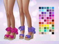 http://aveirasims.tumblr.com/post/147446062881/marigolds-ribbon-wedge-heels-recolor-66-colors