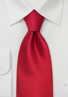 #Festliche Krawatte in feuerrot http://www.krawatte-hemd.de/festliche-krawatte-in-feuerrot-p-10748.html