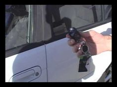 How to Unlock a Car Door Using a Cell Phone and a Faraway Keyless Remote (Faux-To?) « Auto Maintenance & Repairs