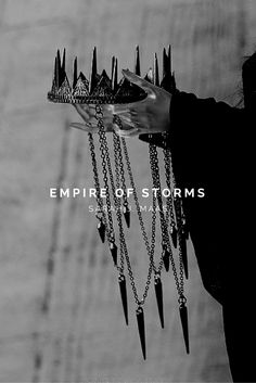 alternate covers: empire of storm [by aly-naith]