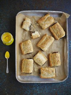 Vegan Mushroom Rolls   Christmas Recipes   Jamie Oliver