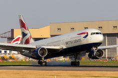 British Airways Boeing 767-300/ER G-BNWS by LHR Local, via Flickr