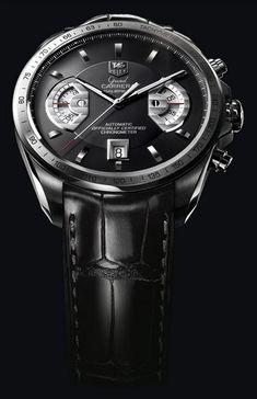Tag Heuer Grand Carrera Calibre 17 Chrono Watch