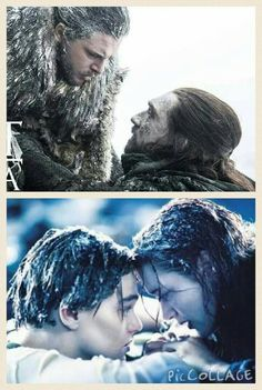 Let's be honest, there was room for two. Game of Thrones.
