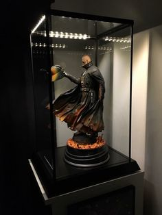 Beautiful Darth Vader Mythos Sideshow Collectibles Custom Display from collection of M rtin Eriksson