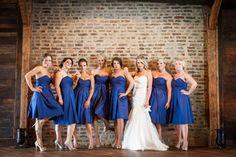 Classic bridesmaids shot! #NashvillePhotographyGroup #W101Nashville