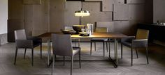 Bella dining arm chair by Frag