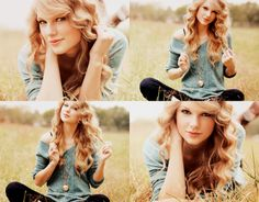 I would love if I could have Taylor's hair for my senior pictures!