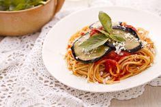 Pasta alla Norma  excellent Italian first