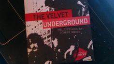 #VendrediLecture  #Music et #NewYork  #TheVelvetUnderground  @ActesSud #Rocks