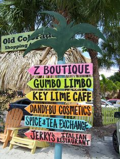 Stuart Florida has the sweetest shops and cafes...it is like a small village...so much fun to waste away the day shopping and eating