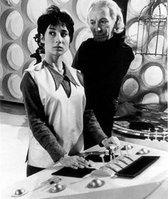 1st Doctor and his Granddaughter Susan.