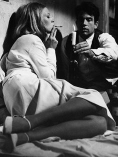 Bonnie and Clyde (1967) - Faye Dunaway and Warren Beatty