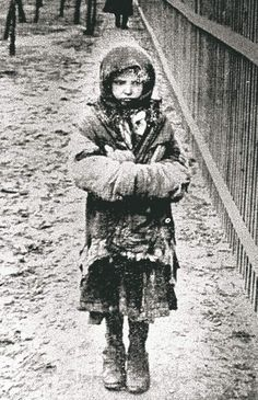 A child of the Holodomor – Russia's genocide in Ukraine in the 1930s.