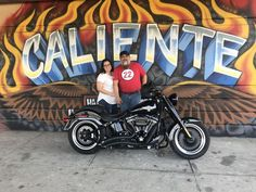 Christina, you're off to brand-new & exciting places! Great job on your new 2016 HARLEY-DAVIDSON FAT BOY LOWER S! Thank you once again for the possibility to make your business, Caliente Harley-Davidson & Albert Molinar. #harleydavidsonsoftailwomen #harleydavidsonroadkingapehangers #harleydavidsonbaggercustom #harleydavidsonbobbersvintage #harleydavidsonsportstergirls #harleydavidsonroadkingwatches Motorcycle Clubs, Motorcycle Boots, Old Motorcycles, Bike Photo, Future Trends, Old Bikes, Harley Davidson Sportster, Road King, Bobber