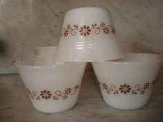 Vintage Set of Dynaware Ramekin Custard Cups | SelectionsBySusan - Kitchen & Serving on ArtFire