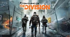 Tom Clancy's The Division 2 Tom Clancy The Division, Video Game Decor, Video Game Art, Six Video, Division Games, Maze Runner Movie, Tom Clancy's Rainbow Six, Video Game Posters, Game Room Decor