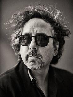 Tim Burton portraits