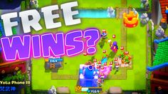 """""""Cheaters?!"""" Clash Royale Strange TV Royale Replay!"""