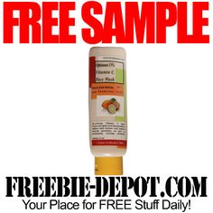 ►► FREE SAMPLE - Face Wash from Painted Therapeutics - FREE Vitamin C Face Wash ►► #Free, #FREESample, #FREEStuff, #Freebie ►► Freebie-Depot