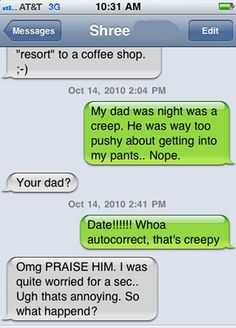 16 Funny iPhone Text Messages - Oddee.com (funny text messages, hilarious text messages...)