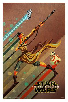 Star Wars The Force Awakens 11 X 17 Exclusive Disney Poster Rey Rare Disney Movie Rewards, Disney Movies, Fan Art, Star Wars Disney, Chewbacca, Star Wars 7, 7 Eleven, Episode Vii, Disney Posters