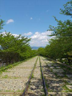 京都蹴上 インクライン