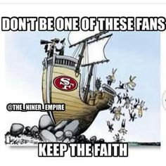 KEEP THE FAITH!