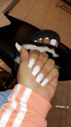 45 37 Shiny Nail Designs - If you& looking for stunning nail . - 45 37 Shiny Nail Designs – If you& looking for stunning nail designs, you can get ours tod - Aycrlic Nails, Dope Nails, Fun Nails, Hair And Nails, Coffin Nails, Matte Nails, Stiletto Nails, Glitter Nails, Perfect Nails