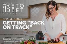 "Getting ""Back on Track"" #healthfulpursuit #fatfueled #lowcarb #keto #ketogenic #lowcarbpaleo #theketodiet"