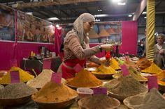 Profumi e colori per un paradiso di sapori! #spezie #colori #cucina