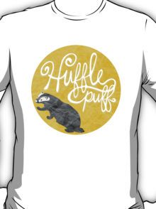 Hufflepuff: T-Shirts & Hoodies | Redbubble