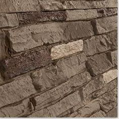 BuildDirect: Faux Stone Siding Panels | Iron Flush Outside Corners 12 3/4 Stone Siding Panels, Faux Stone Siding, Rock Tile, Faux Panels, Slate Stone, Home Additions, My Dream Home, Curb Appeal, Front Porch