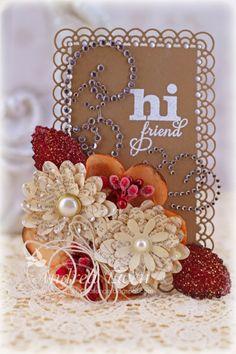 card by Andrea Ewen