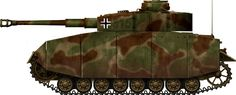 The Panzerkampfwagen IV started as an infantry support medium tank, but changed roles midwar. It was the most produced tank of the war on the Axis side Germany Ww2, Panzer Iv, Military Armor, German Uniforms, Ww2 Tanks, Battle Tank, Modern Warfare, Armored Vehicles, Vietnam War