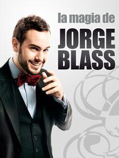 La magia de Jorge Blass en Teatro Principal, Ourense escea escena maxia