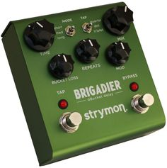 Destroying the Analog / Digital Divide.  The delay effects pedal of my dreams...'it will be mine, oh yes...'