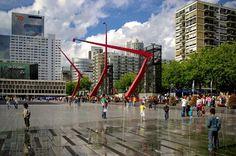 Schouwburgplein, Rotterdam