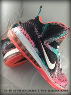 308139100462 Here is a custom Nike