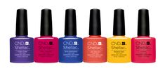 New Wave Collection SHELLAC | CND