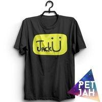 Kaos Distro Murah Dj dan EDM Merchandise Jack U