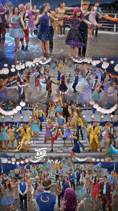Disney Descendants Songs, Descendants Pictures, Descendants Characters, Disney Channel Descendants, Descendants Cast, Cameron Boyce, Good Family Films, Disney Collage, Decendants